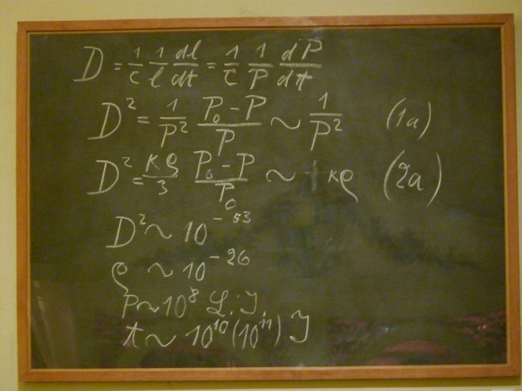 """""""Einstein blackboard"""" by decltype"""
