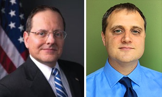 Ed DeMarco and Michael Bright